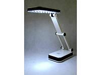 Складная Настольная лампа трансформер 24 Led аукмулятор зарядка