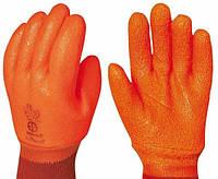 Перчатки оранжевые 3929 VT