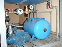 Комплектация, монтаж насосного оборудования