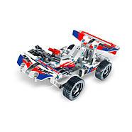 Конструктор дитячий блокова гоночна машина (DIY Car 168 bloks compatible Lego), фото 2