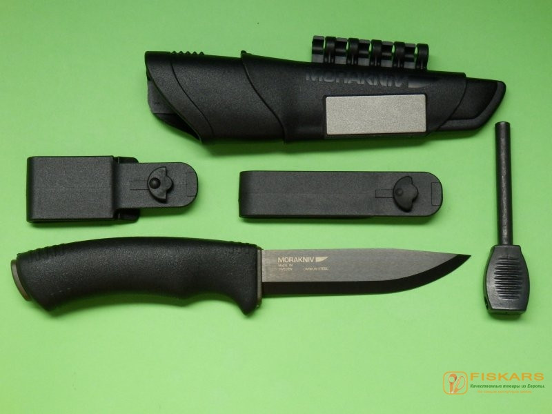 Нож Мора BushCraft Survival Black High Carbon (11742)