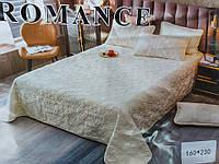 Стильне полуторна покривало ROMANCE