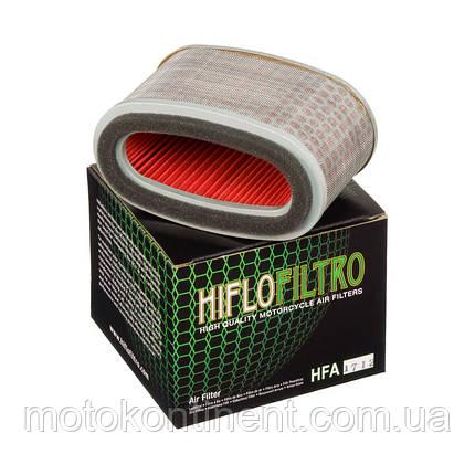 Фільтр повітряний HifloFiltro HFA1712 для HONDA Shadow VT750C, фото 2