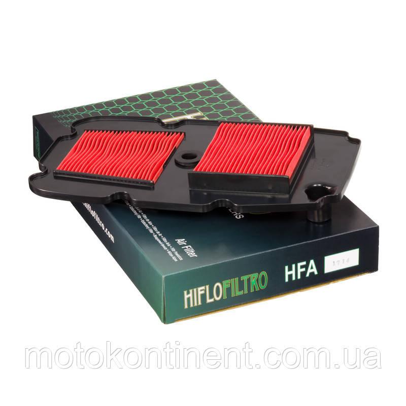 Фільтр повітряний HifloFiltro HFA1714