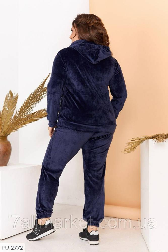 """Спортивный костюм женский модель: 712 (46-48) """"Lemon Shop"""" недорого от прямого поставщика AP"""