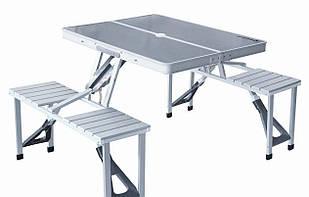 Раскладной стол с 4-мя стульями Travel Table NJ-165