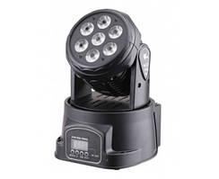 Светодиодная LED голова 7 LED moving
