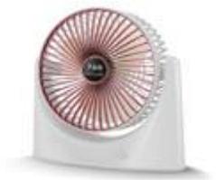 Вентилятор портативный F139-RED