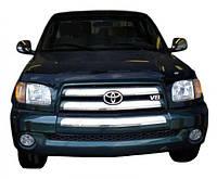 Дефлектор капота (мухобойка), темный, AVS - Sequoia - Toyota - 2001