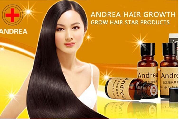 Средство для роста волос ANDREA Hair Growth Essense, сыворотка Andrea для роста волос - MegaSmart в Днепре