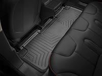 Коврики резиновые с бортиком, задние, черные. (WeatherTech) - Model S - Tesla - 2012