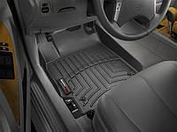 Коврики резиновые с бортиком, передние, черные. (WeatherTech) - Camry - Toyota - 2006