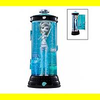 Лялька Монстер Хай Лагуна Блю і Гідростанція Dead Tired Lagoona Blue and Hydration Station (б / у)