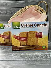 Печиво Gullon Cinnamon Crisps Creme Canela 470 g