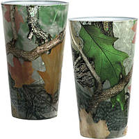 Набор бокалов Riversedge для пива Camo Beer Glasses 2 шт