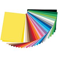 Бумага для дизайна Tonkarton B2 (50х70см) 180г/м без текстуры, Folia
