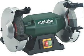 Точильный станок Metabo DSD 200 (750 Вт) (619201000)