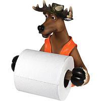 Держатель д/туал.бумаги Riversedge Deer Toilet Paper Holder