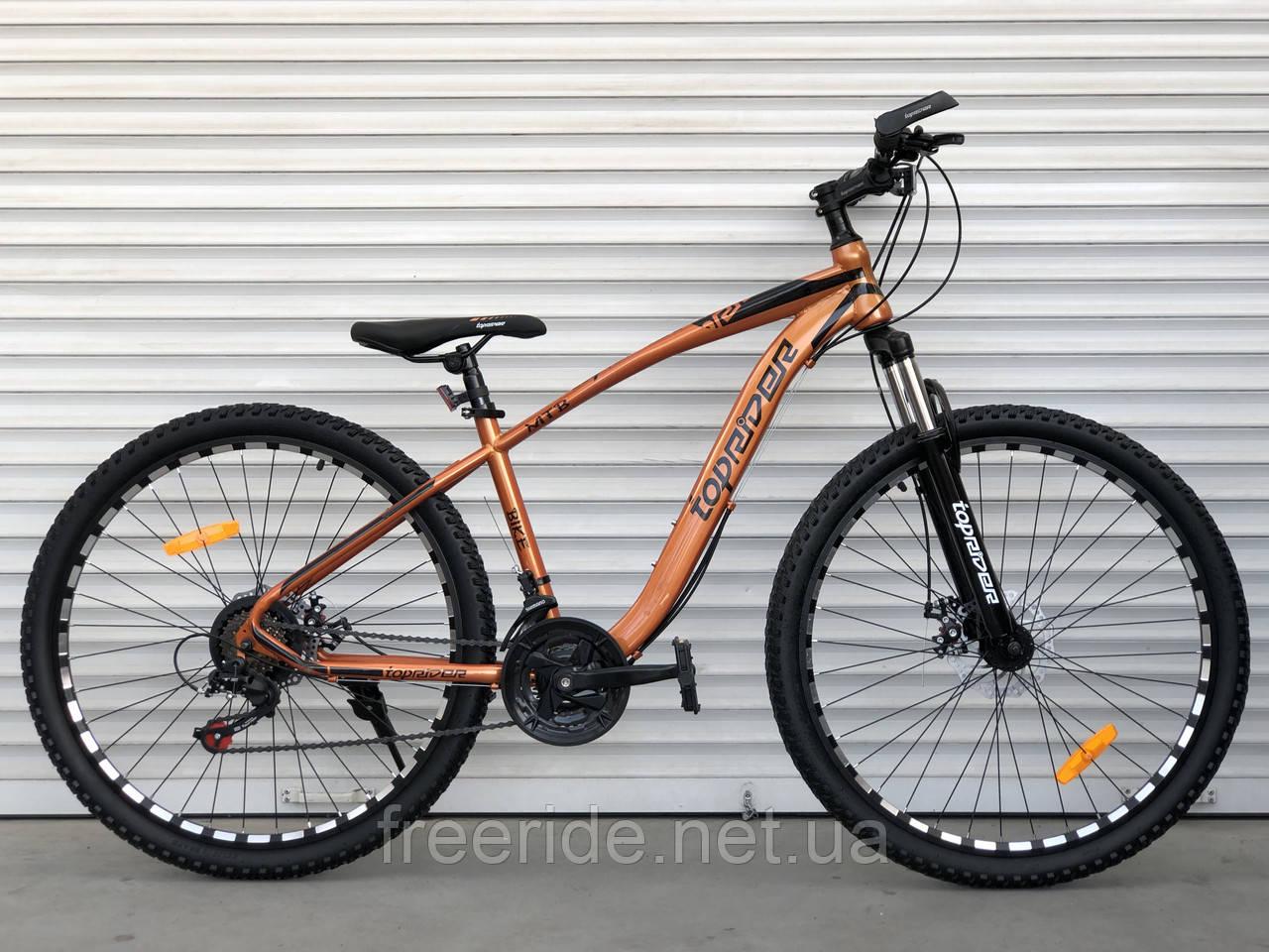 """Гірський велосипед Toprider 550 27.5"""" (15)"""