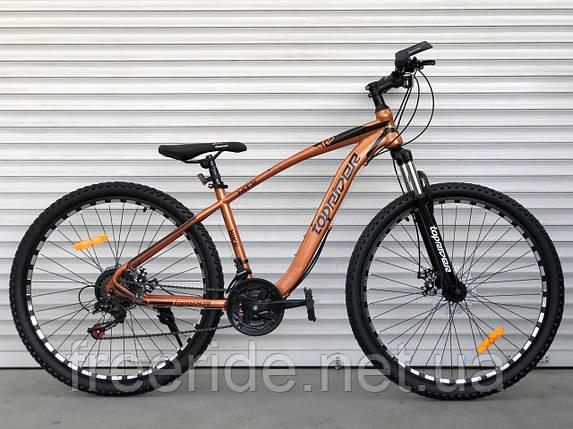 """Гірський велосипед Toprider 550 27.5"""" (15), фото 2"""