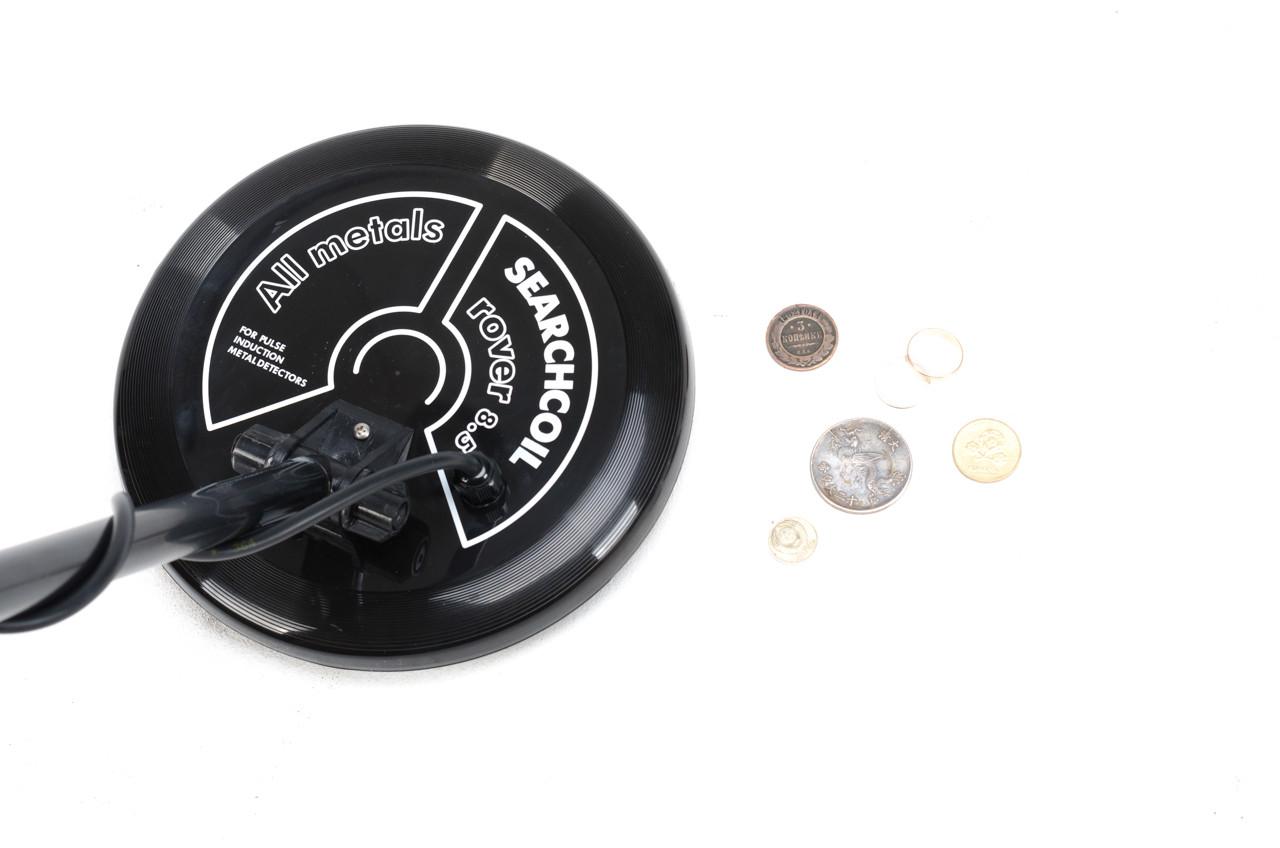 Катушка для металлоискателей Пират MTX, Пират Active,Clone pi w диаметр 22 см.