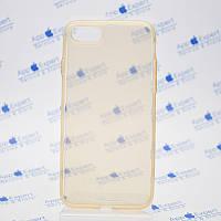 Силиконовый чехол G-Case Cool Series для Apple iPhone 7/8/SE 2 (2020) Gold