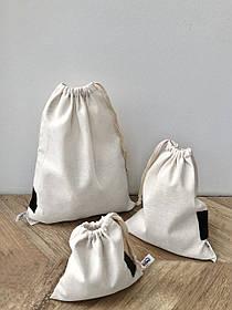 Хлопковые мешочки для продуктов Veggie