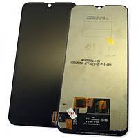Дисплей Ulefone Note 8 / Note 8P з сенсором, чорний (оригінальна матриця), фото 1