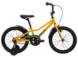 "Велосипед 18 ""Pride Flash помаранчевий"