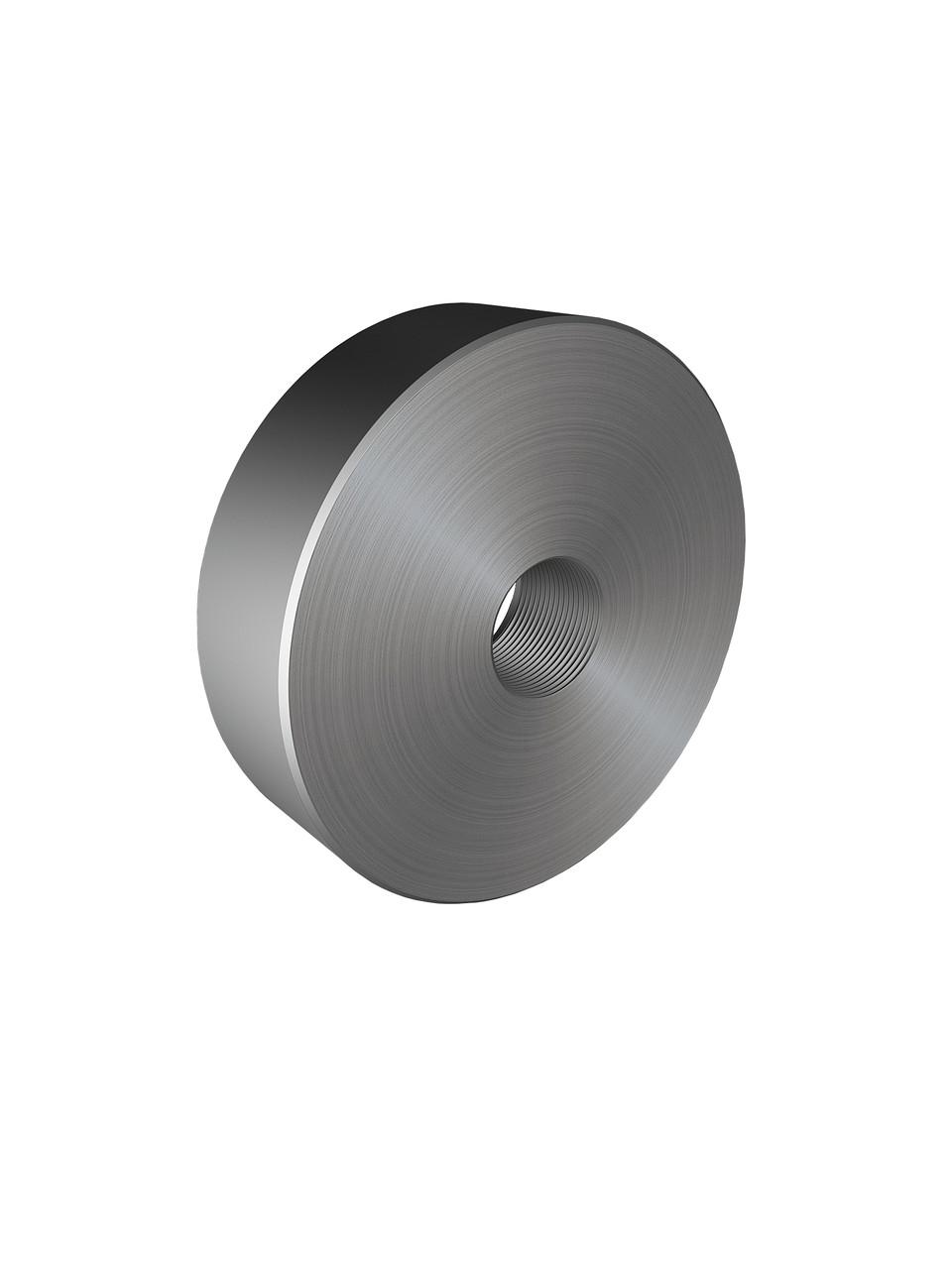ODF-06-36-01-L15 Дистанція 15 мм для коннектора діаметром 50 мм з різьбою М12, сатин