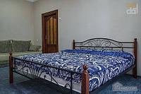 Люкс апартаменты в самом центре Запорожья, 2х-комнатная (91891)