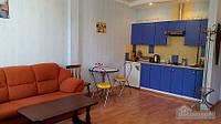 Двухуровневая квартира возле ТРЦ Любава, 2х-комнатная (18298)