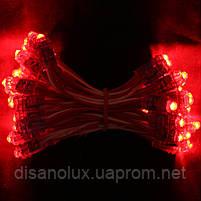 Світлодіодний піксель одноколірний PS-0,1W-12V, 10мм, 12В червоний  (упак 50шт), фото 9