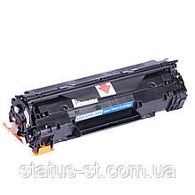 Картридж HP 36A (CB436A) для принтера LJ M1120n, M1522nf, P1505n совместимый (аналог)