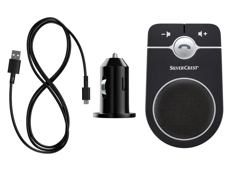 Система гучного зв'язку SilverCrest Bluetooth SBTF 10 F2