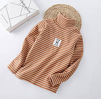 Водолазка для дівчинки H cloth 100 Бежевий (212351)