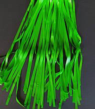 Фольгована шторка зелений 1,2*2метри