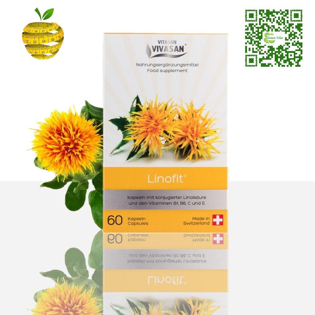Линофит с линолевой кислотой  и витаминами B, C и E Швейцария