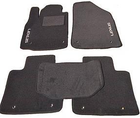 Текстильные коврики в салон на Lexus ES 350 2006-