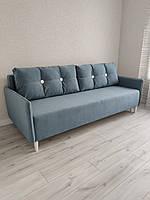 Кухонный диван со спальным местом (Голубой), фото 1