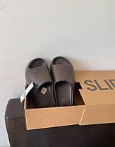 "Сланцы Adidas Yeezy Slides Earth Brown ""Коричневые"", фото 2"