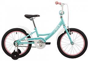 """Велосипед 18 """"Pride Mia бірюзовий"""