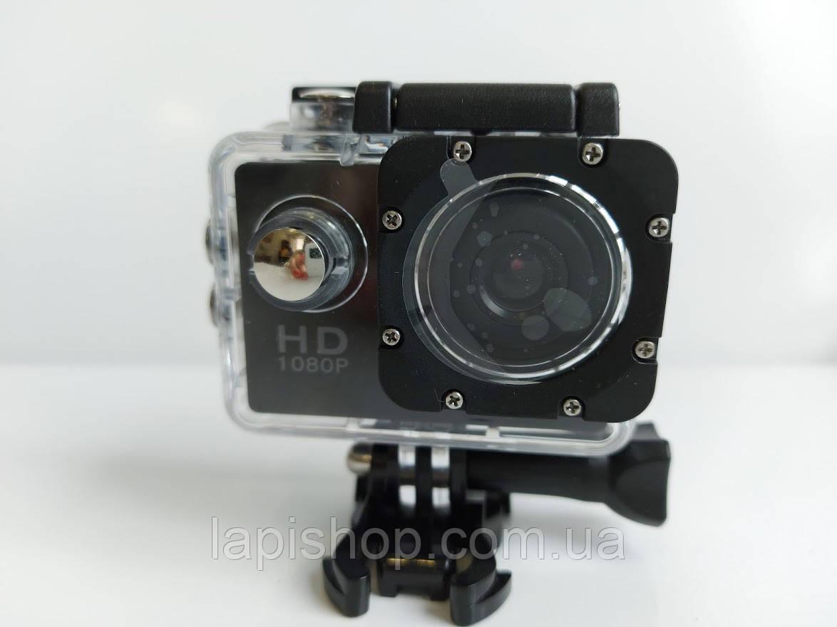 Екшн камера 1080 HD водонепроникний