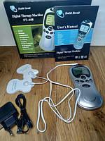 Электронный массажер миостимулятор Digital Therapy Machine, фото 7