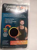 Чоловіча майка для схуднення Sweat SHAPER M / L, фото 4