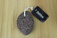 Пемза натуральна розміром 9х5 см Bathlux, фото 3