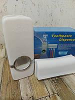 Тримач з дозатором для зубних щіток, фото 3