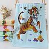 Махровое кухонное полотенце Тигр с бабочой (20)