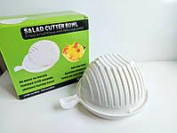 Овочерізка для приготування салату Salad Cutter Bowl 3 в 1, фото 2