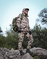 Костюм тактический Горка 5 камуфляж Атакс АУ